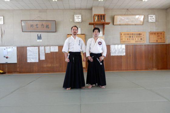 Giappone 2015 – HONBU DOJO