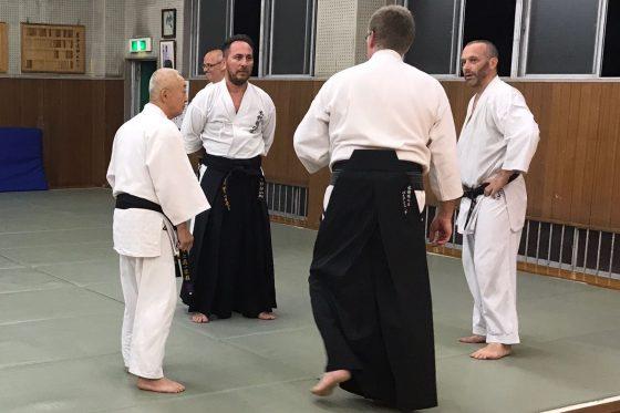 Giappone 2017 – Honbu Dojo